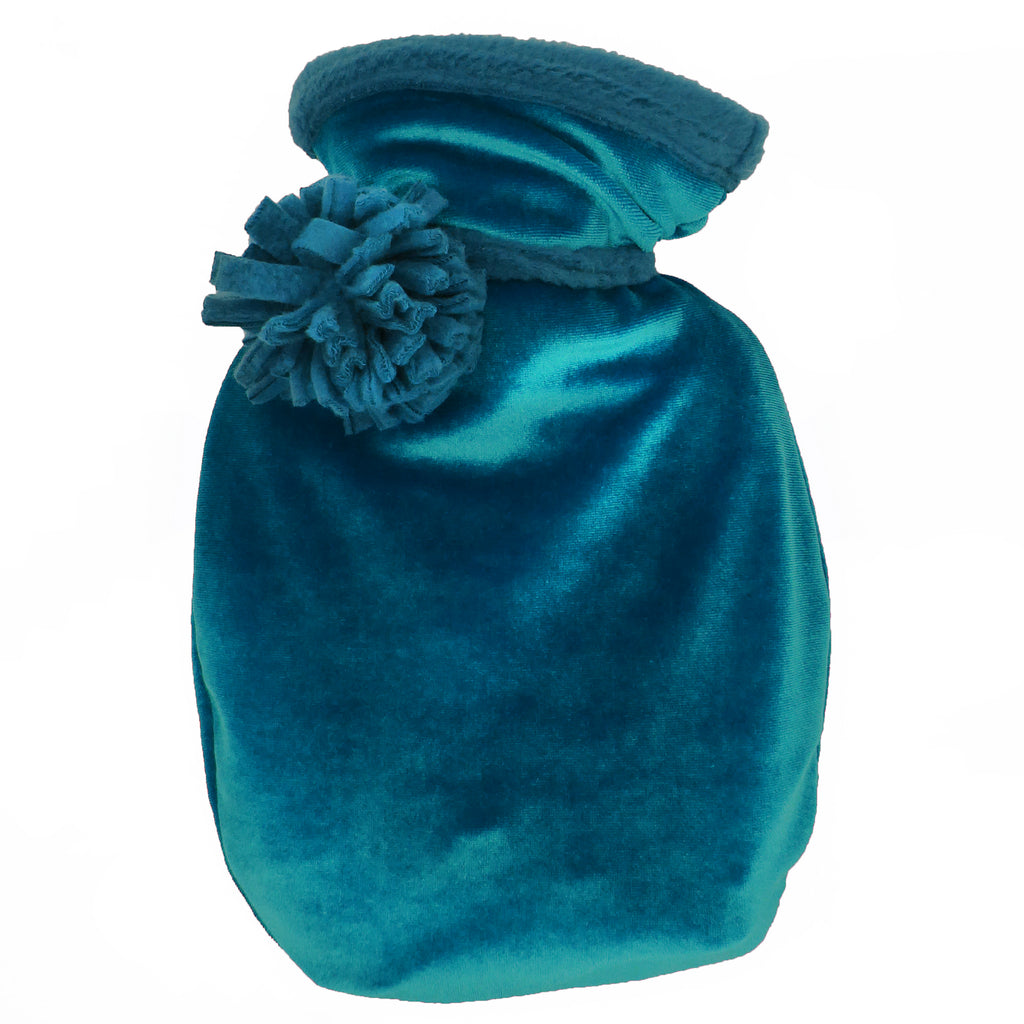Mini velvet hottie - Teal