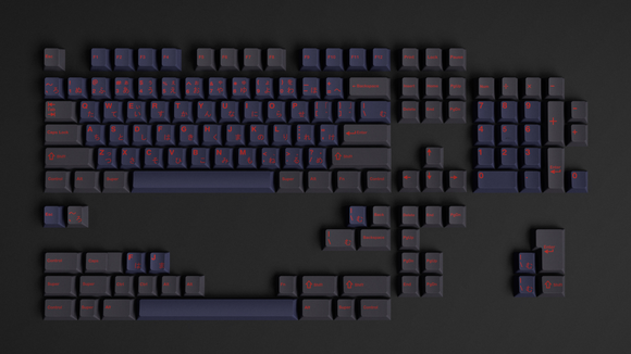 GMK Alter Keycap Set - Sifo Base Kit