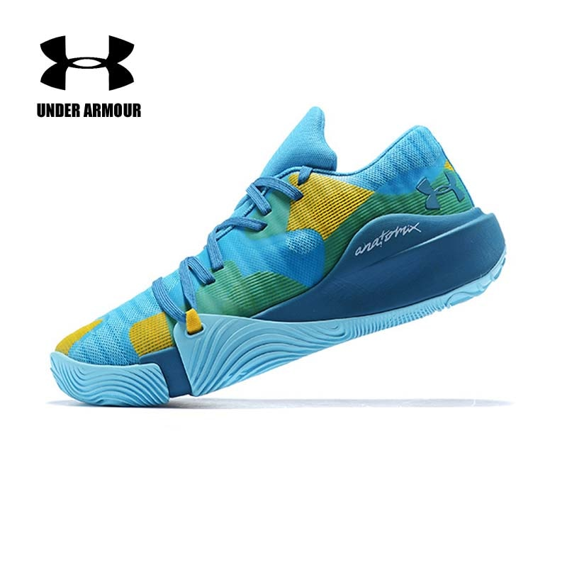 ab3d0d7ec9b0 Under Armour Men Curry 5 Basketball Shoes stephen curry training boots  cushioning sneakers Zapatillas hombre deportiva