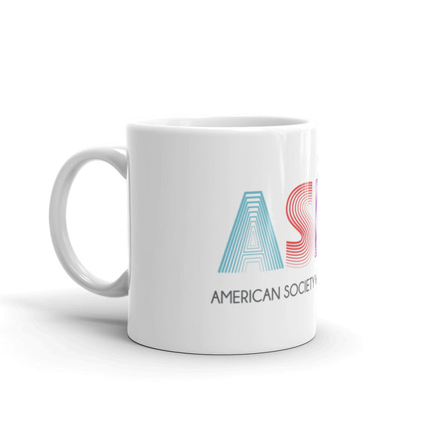 ASDC Coffee Mug - 2019 Logo