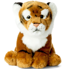 Load image into Gallery viewer, Brown Tiger Plush - 23cm