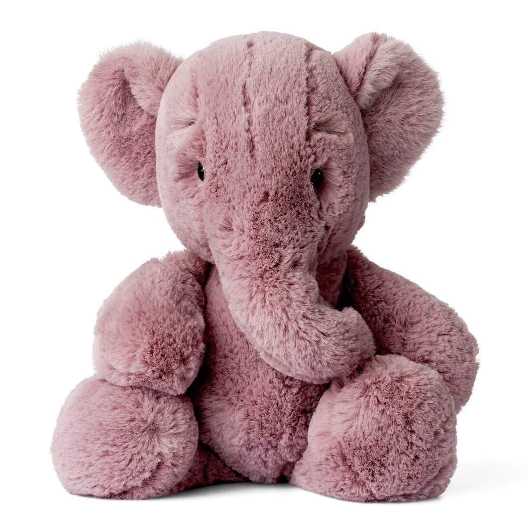 Ebu The Elephant - Pink - 29cm
