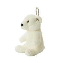 Load image into Gallery viewer, Polar Bear Keychain - 10cm