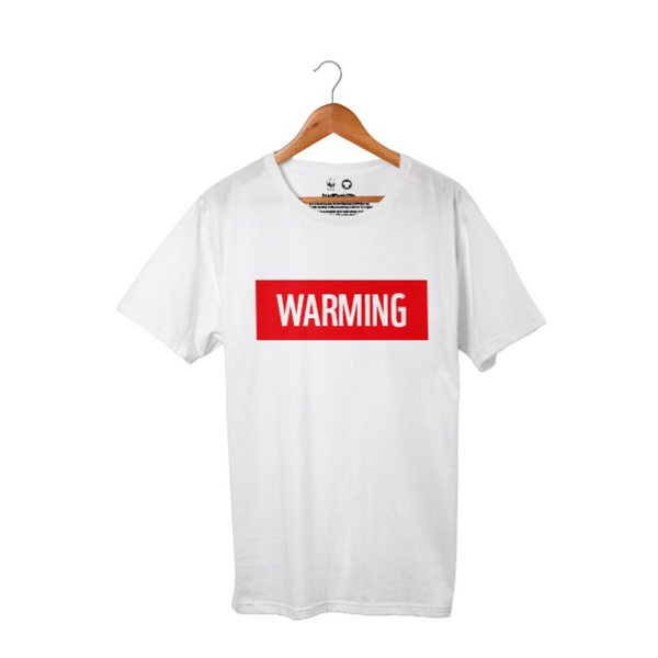 WWF 'Warming' T-Shirt