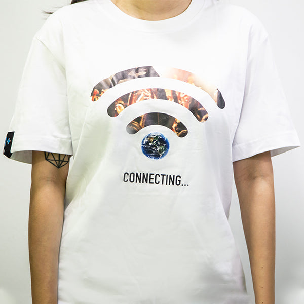 Earth Hour Connecting Shirt
