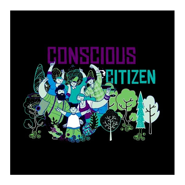 Black Conscious Citizen T-Shirt