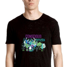 Load image into Gallery viewer, Black Conscious Citizen T-Shirt