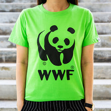 Load image into Gallery viewer, WWF Green T-Shirt (Kids)