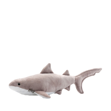 Load image into Gallery viewer, Great White Shark Plush - 33cm