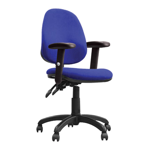 Java 200 ADT High Back Operator Chair With Height Adjustable Arms