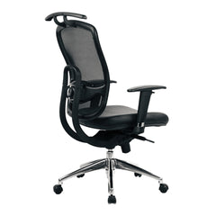 High back mesh chair for office