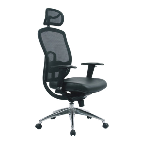 high mesh back office chair