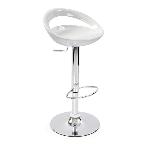 Manhattan Super Stylish Modern Look Adjustable Barstool