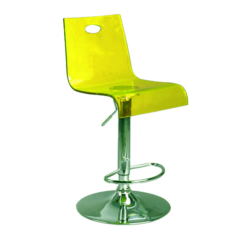 Florida Modern Translucent Bar Stool