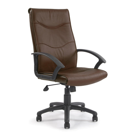high back exec chair