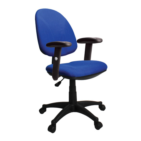 Java 100 ADT High Back Operator Chair With Height Adjustable Arms