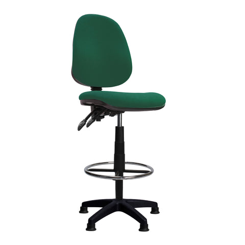 adjustable task stool for office
