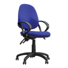 Java 300 A High Back Synchronised Operator Chair With Arms