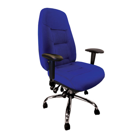 Babylon 24 Hour Operator Chair Fabric