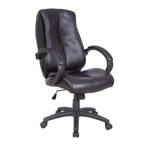 cheap leather office chair