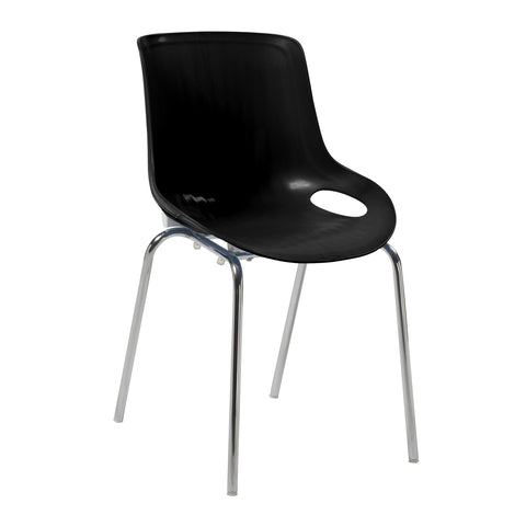 Americano Stylish Lightweight Poly Chair  2 Chairs Per Pack