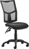 Image of Eclipse II Lever Task Operator Chair Mesh Back