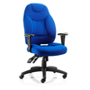 Image of fabric managers chair