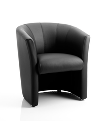 Single tub reception chair