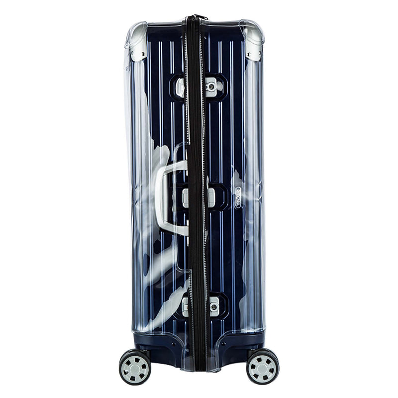 Tripippy Protective Cover for Rimowa Limbo Transparent Clear Handmade Luggage Protector 881