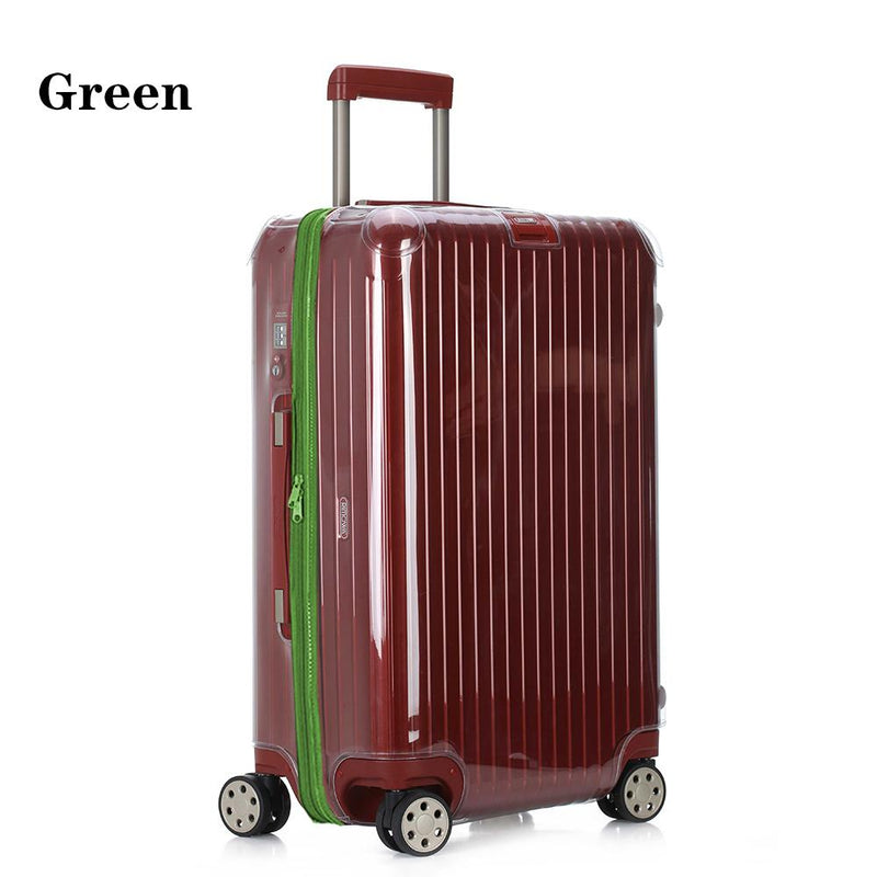 Tripippy Transparent Cover for Rimowa Salsa Deluxe 831 E-Tag Handmade Suitcase Luggage Protector