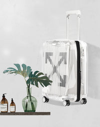 Protective Skin for Rimowa 2018 OFF WHITE X See Through White