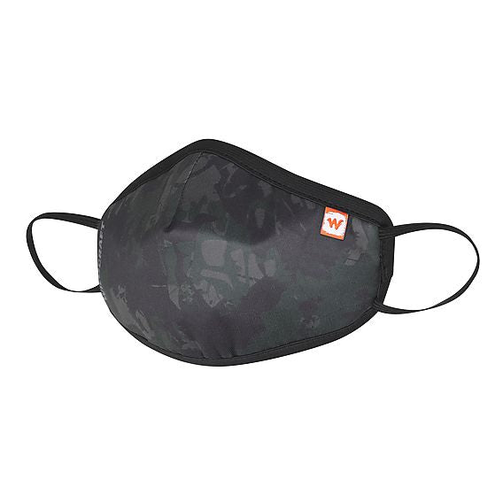 SUPERMASK W95 Plus Reusable Outdoor Respirator - SUBLIMATION CAMO BROWN - Pack Of 1 - De Bawa Inc.