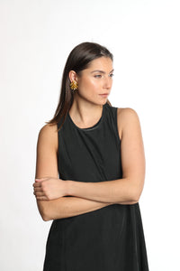 Carolyn Boho Statement Earrings - De Bawa Inc.