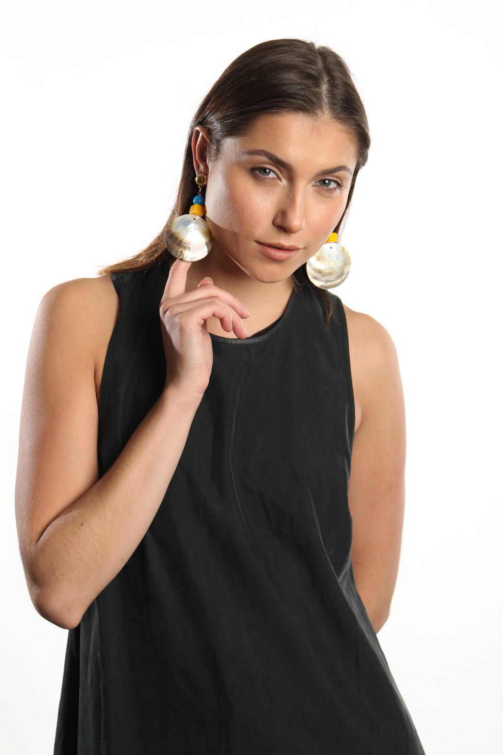 Malibu Boho Statement Earrings - De Bawa Inc.