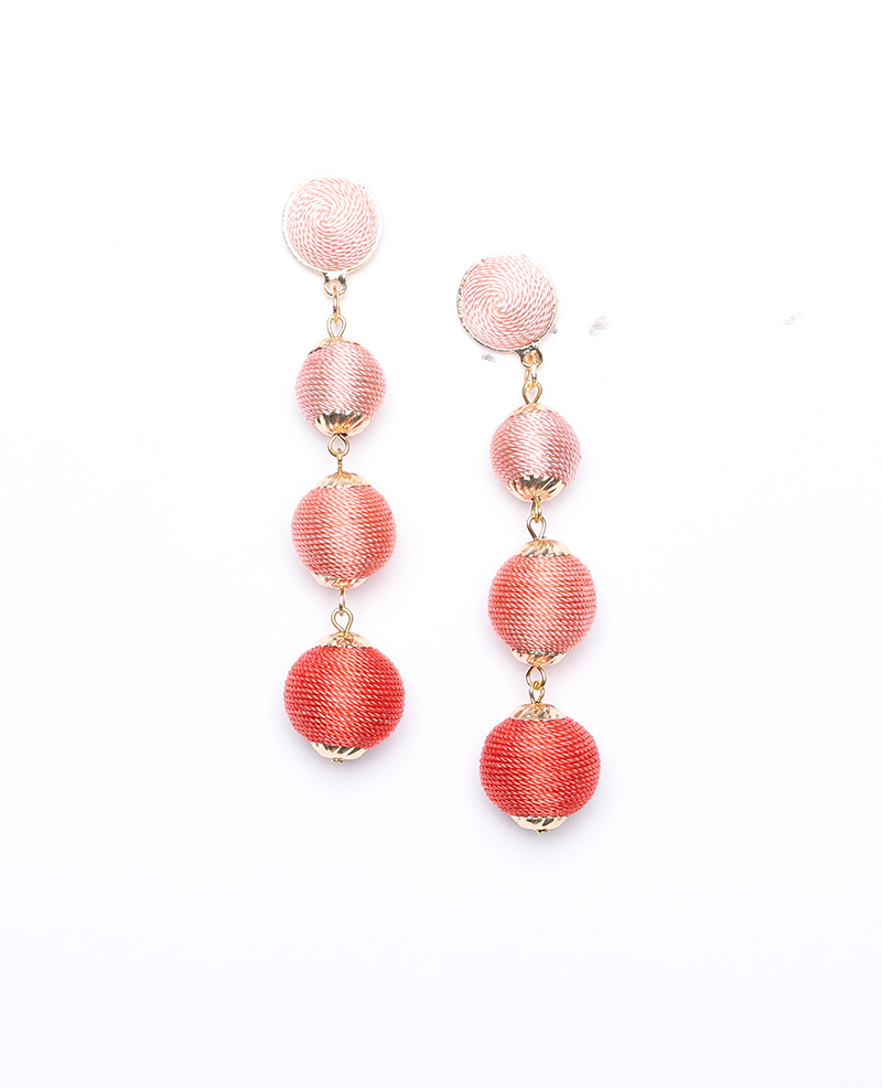 Arial Boho Statement Earrings - De Bawa Inc.