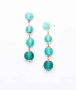Arial Boho Statement Earrings