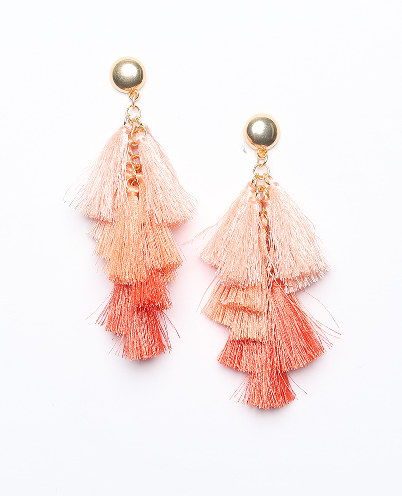 Sandra Tassel Earrings - De Bawa Inc.