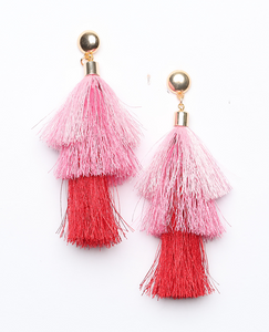 Sandra Tassel Earrings