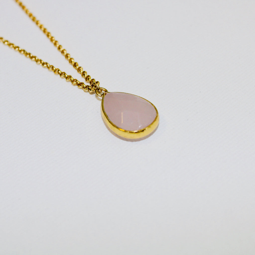 Teardrop Pendant Necklace - De Bawa Inc.