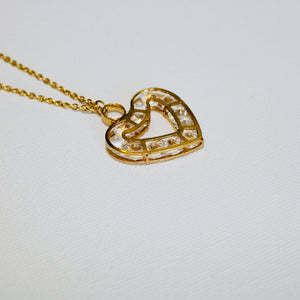 Heart Statement Necklace