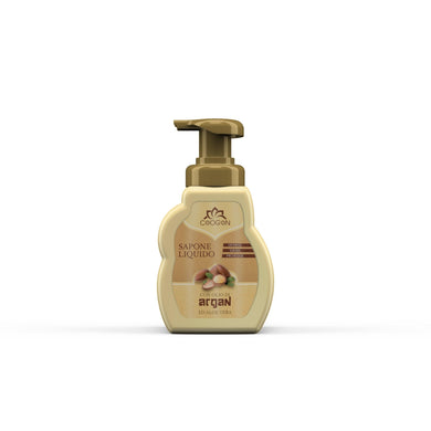 Organic Liquid Soap with Argan Oil and Aloe Vera 260 ml