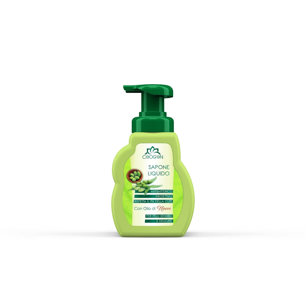 LIQUID SOAP WITH NEEM OIL 260ml