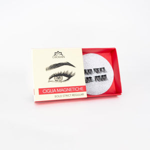 Magnetic Eyelashes Bold Strict Regular