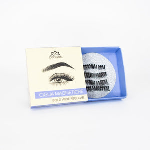 Magnetic Eyelashes Bold Wide Regular