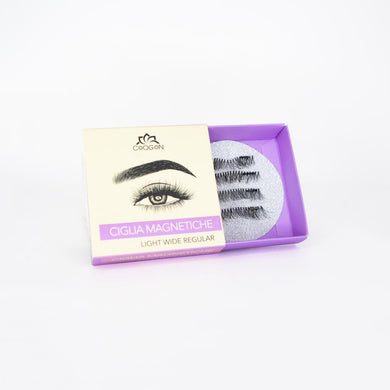 Magnetic Eyelashes Light Wide Regular