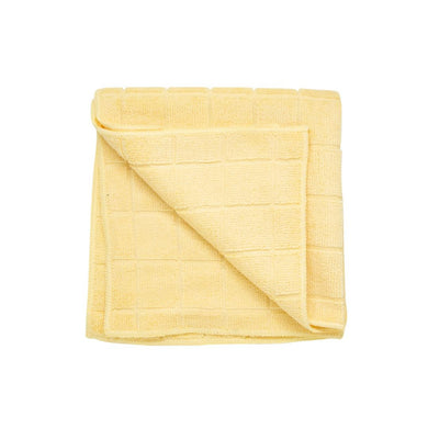 Cathy, micro fiber cloth for cleaning the kitchen