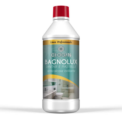 BAGNOLUX Bright limescale remover with protective action (750 ML)