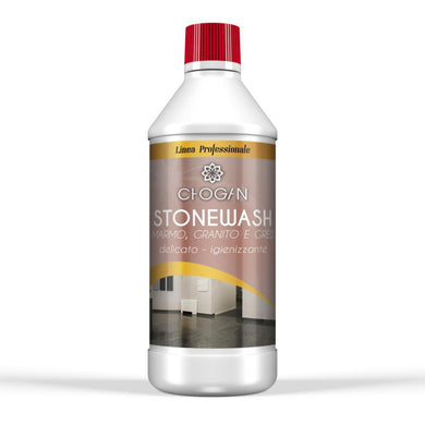 STONEWASH Self-polishing sanitizing detergent - Marble, Granite, Gres (750 ML)