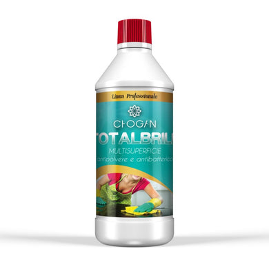 TOTALBRILL - SANITIZING DETERGENT FOR MULTI-SURFACES (750 ML)