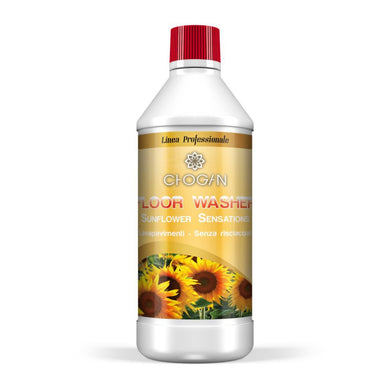 SUNFLOWER SENSATIONS Floor washing detergent without rinsing (750 ML)